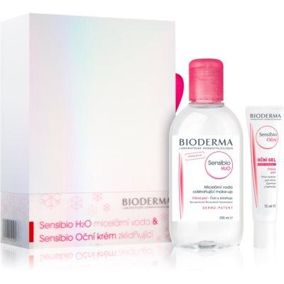 Bioderma Sensibio H2O kozmetická sada I.