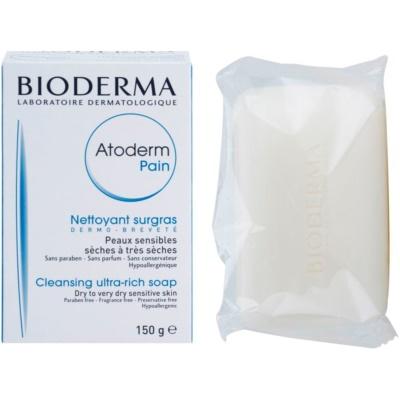 почистващ сапун  за суха или много суха кожа