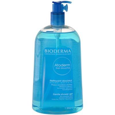 Bioderma Atoderm gel douche doux pour peaux sèches et sensibles
