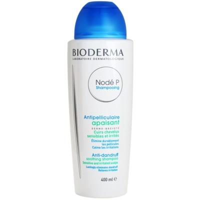 Bioderma Nodé P shampoing antipelliculaire pour peaux sensibles et irritées