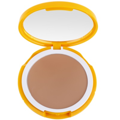 mineralni zaščitni tekoči puder za netolerantno kožo SPF 50+