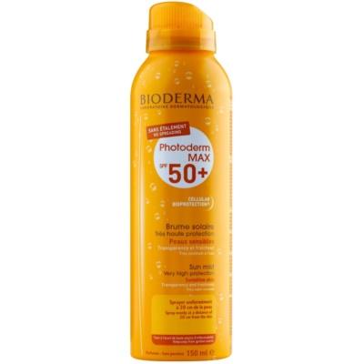 Protection Mist SPF 50+
