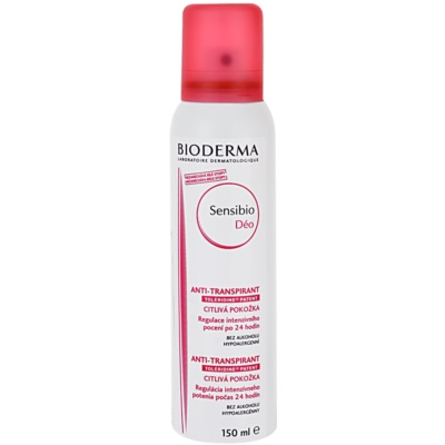 antiperspirant za občutljivo kožo