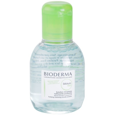 Bioderma Sébium H2O Micellar Lotion For Mixed And Oily Skin