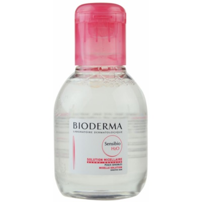 Bioderma Sensibio H2O micelláris víz az érzékeny arcbőrre