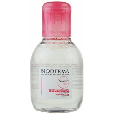 Bioderma Sensibio H2O água micelar para pele sensível