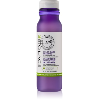 Biolage RAW Color Care champú para cabello teñido