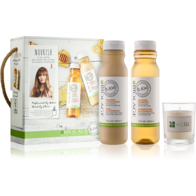 Biolage RAW Nourish Cosmetica Set  I.