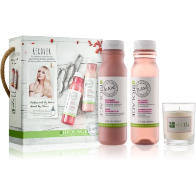 Biolage RAW Recover Cosmetic Set I.