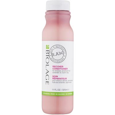 Biolage RAW Recover après-shampoing revitalisant pour cheveux affaiblis