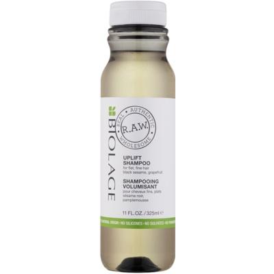wzmacniający szampon dla objętości włosów