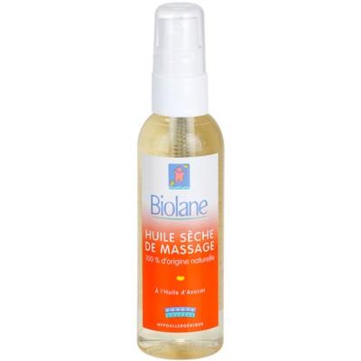 masážny suchý olej