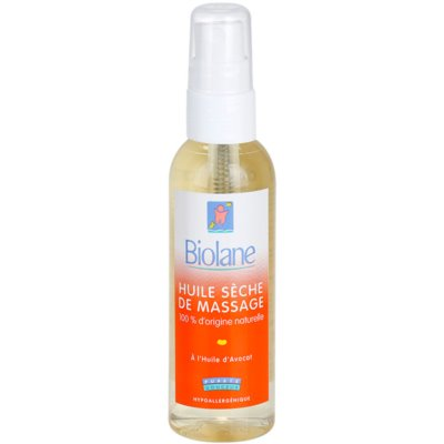 Dry Massage Oil
