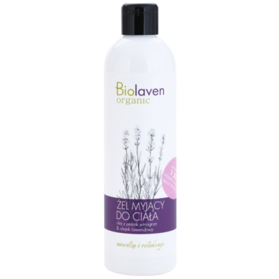 Relaxing Shower Gel With Essential Oils