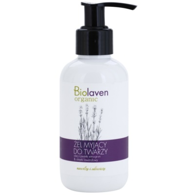Biolaven Face Care Refreshing Cleanser Gel With Lavender