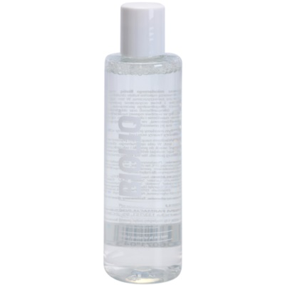 Bioliq Clean Micellar Cleansing Water On The Face And Eyes