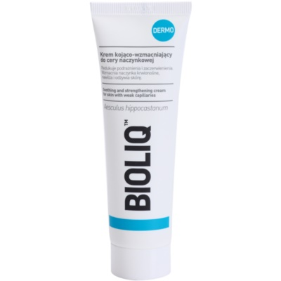 Bioliq Dermo Intensive Cream For Sensitive Skin Prone To Redness
