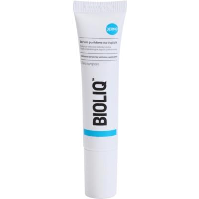 antibakteriális szérum az aknés bőrre