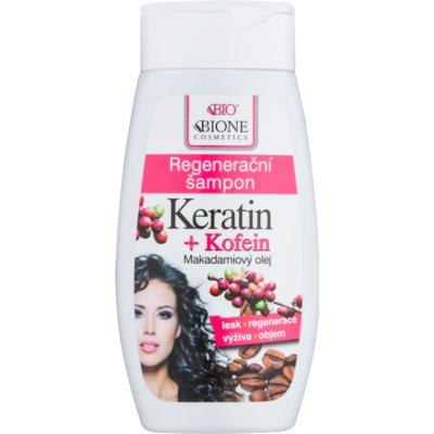 regenerační šampon