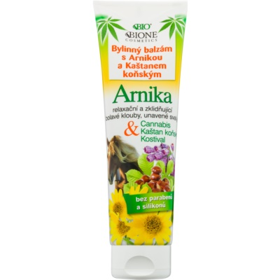 Herbal Balm with Arnica and Horse Chestnut