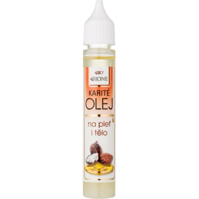 Shea Oil for Face and Body