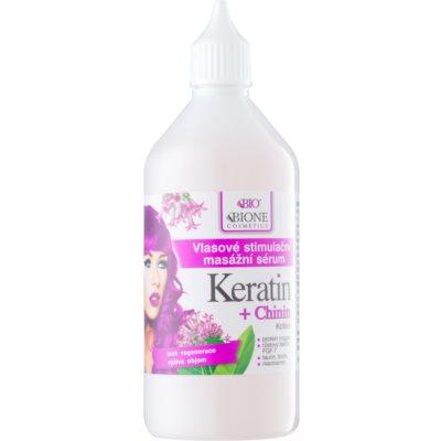 стимулююча сироватка для волосся