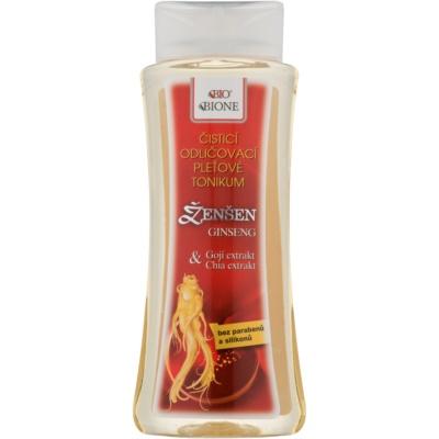 lotion tonique visage démaquillante et purifiante