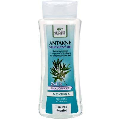 Bione Cosmetics Antakne alcool salicilic pentru ten gras si problematic