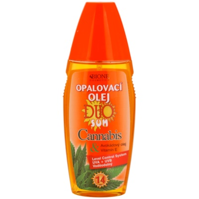 Sun Oil In Spray SPF 14
