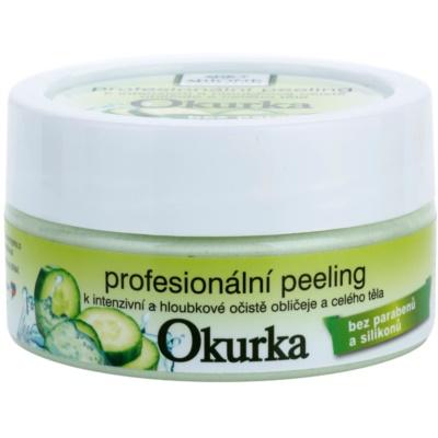 Bione Cosmetics Care hĺbkovo čistiaci peeling