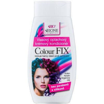 condicionador em creme para os cabelos para proteção da cor