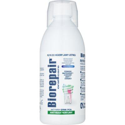 Biorepair Plus szájvíz a fogzománc megújítására és megerősítésére