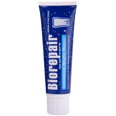Biorepair Night Care Intense Overnight Treatment To Restore Dental Enamel
