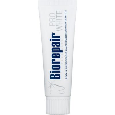 Biorepair Whitening οδοντόκρεμα για ανανέωση του σμάλτου με λευκαντική δράση