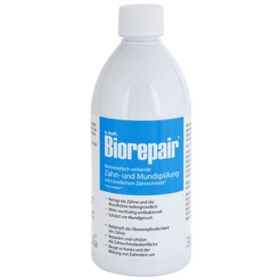 Biorepair Dr. Wolff's Antibacteriële Mondwater voor Herstel van de Tandglazuur