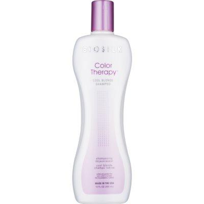 šampon neutralizující žluté tóny