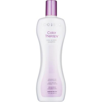 szampon neutralizujący żółtawe odcienie