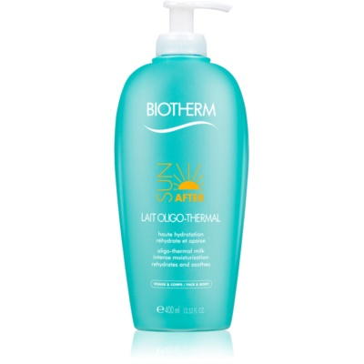 Biotherm After Sun leche after sun para rostro y cuerpo