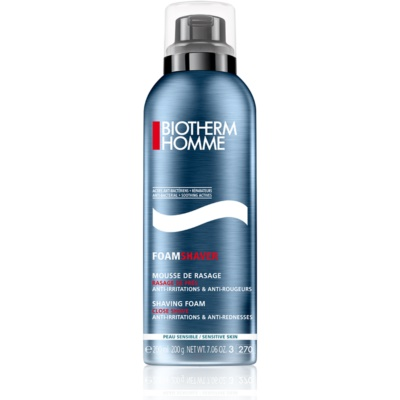 Biotherm Homme Shaving Foam For Sensitive Skin