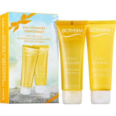 Biotherm Eau Vitaminée козметичен пакет  I.