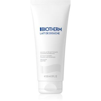 Biotherm Lait De Douche čisticí sprchové mléko s citrusovými esencemi