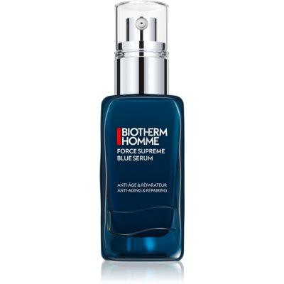 Biotherm Homme Force Supreme омолоджуюча сироватка проти зморшок