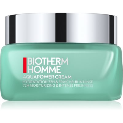Biotherm Homme Aquapower хидратиращ гел-крем 72 ч.