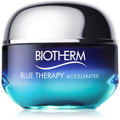 Biotherm Blue Therapy Accelerated Regenerating and Moisturizing Cream with Anti-Aging Effect