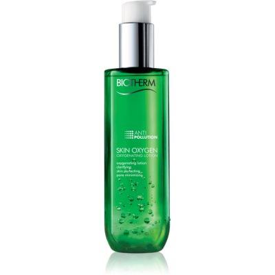 tónico facial limpiador para los poros dilatados