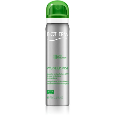 Biotherm Skin Oxygen antioxidačná hydratačná hmla  SPF 50