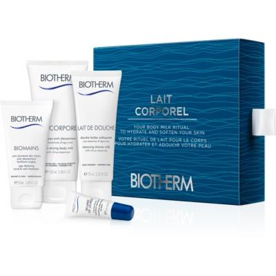 Biotherm Lait Corporel kit di cosmetici IV.
