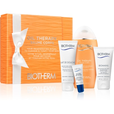 Biotherm Oil Therapy kit di cosmetici I.