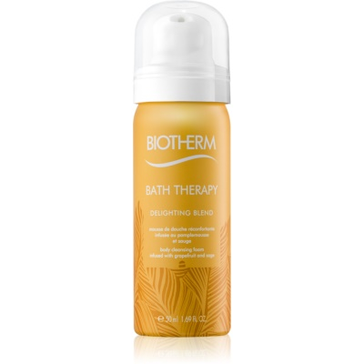 Biotherm Bath Therapy Delighting Blend mousse de douche