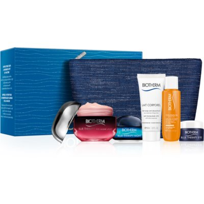 Biotherm Blue Therapy Red Algae Uplift Cosmetic Set I.